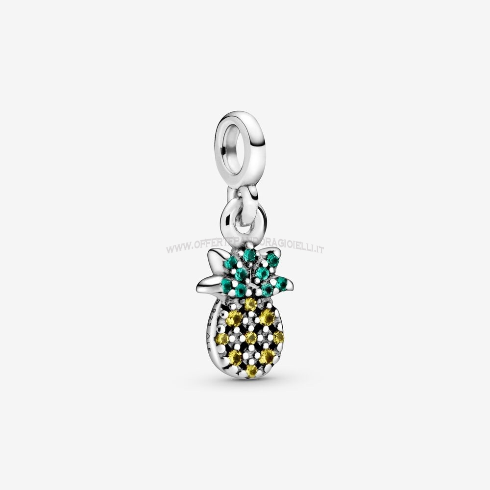 Gioielli Pandora My Pineapple Dangle Charm Scontati