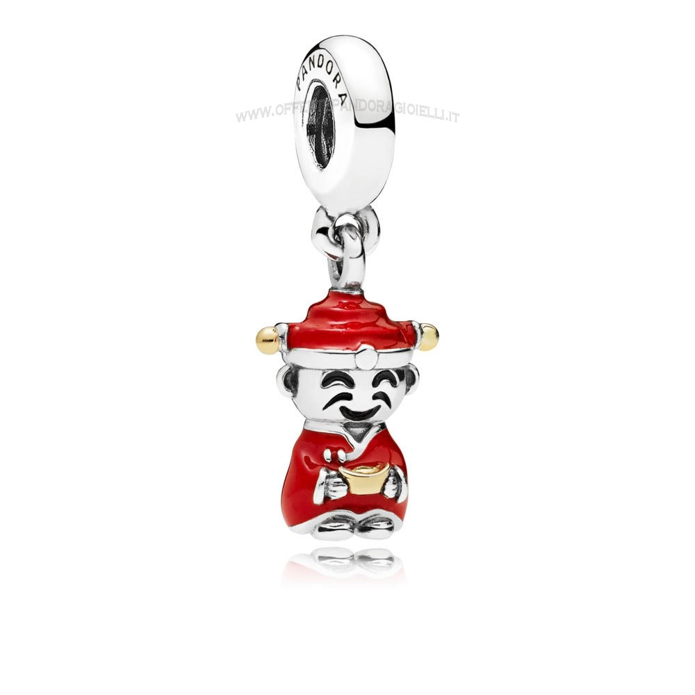 Gioielli Pandora Fortune And Luck Hanging Charm Scontati