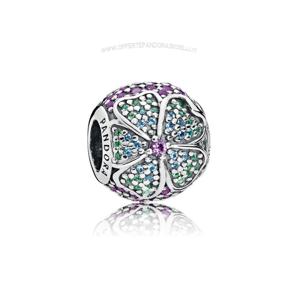 Gioielli Pandora Glorious 33.00 Bloom Multicolore Cz Scontati